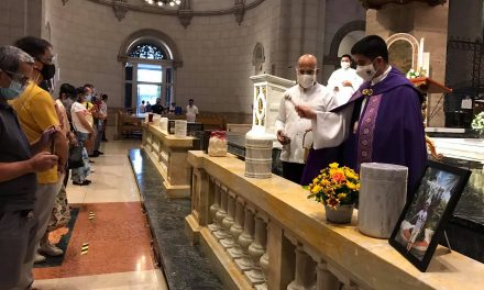 Don't keep cremation ashes at home, bishop tells Catholics