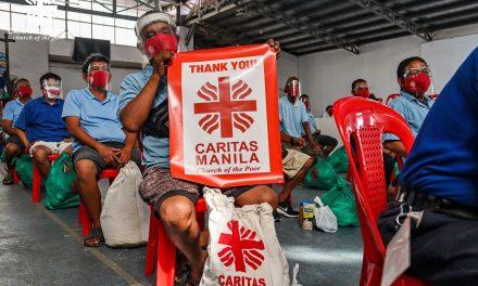 Caritas Germany donates P5 million to augment Caritas Manila's relief efforts