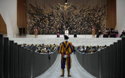 7 more Vatican Swiss Guards test positive for the coronavirus