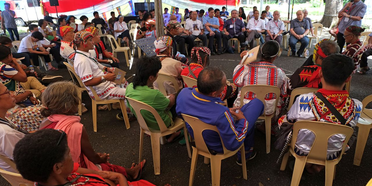 Bishops appeal respect for dignity of indigenous Filipinos