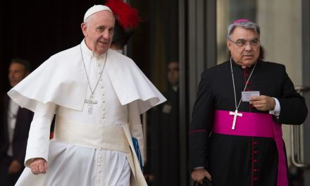 Pope Francis names new prefect of congregation for saints' causes