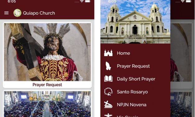 Quiapo Church goes mobile to reach out devotees