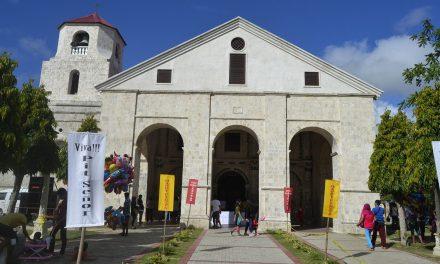 21 quake-damaged Bohol churches restored