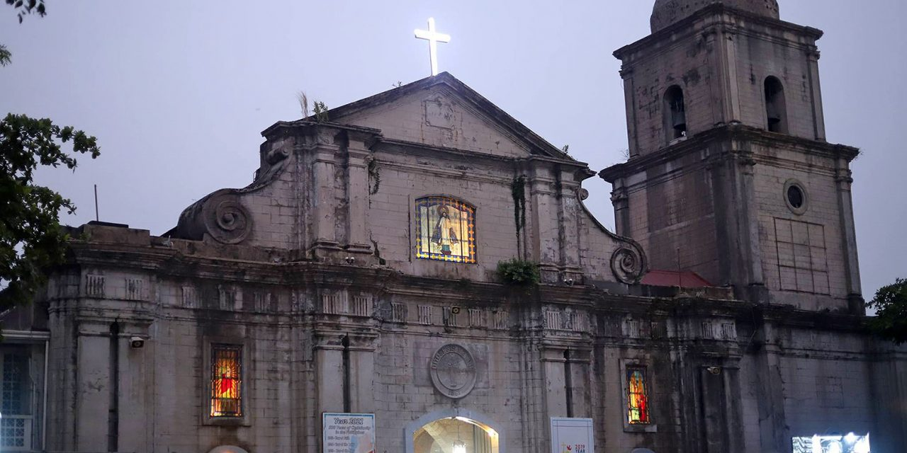 Bishop elevates Imus cathedral to diocesan shrine