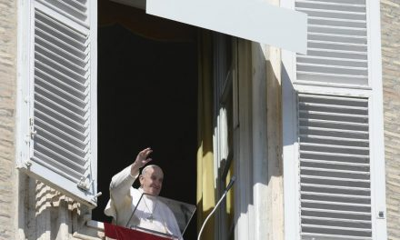 Pope Francis: The saints are 'authoritative witnesses of Christian hope'