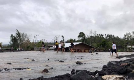 Bishop seeks probe into mining, quarrying activities around Mayon following disaster