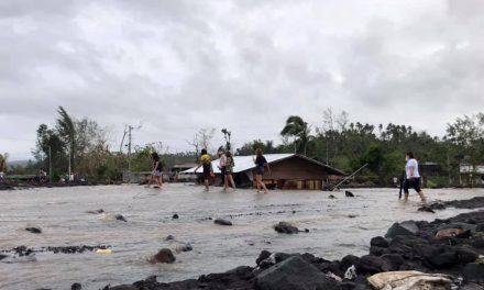 Bishop seeks probe into mining, quarrying activities around Mayon following disaster