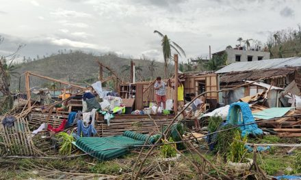 Caritas PH launches global appeal for super typhoon victims