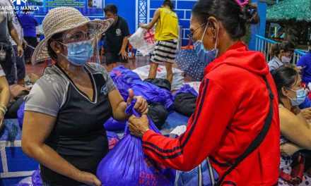 Caritas Manila warns against fake typhoon donation drive