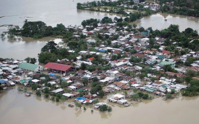 Archbishop urges gov't leaders to 'set aside politics' to help disaster victims