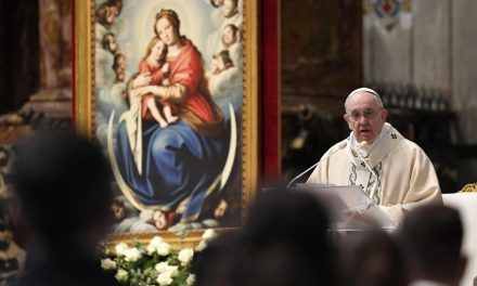 Pope Francis on Christ the King: Make choices with eternity in mind