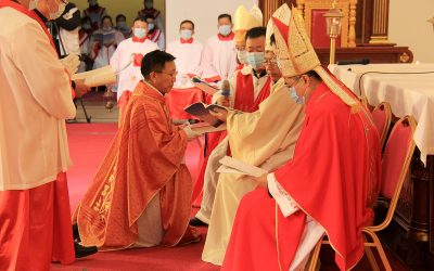 Chinese Patriotic Association announces ordination of new bishop