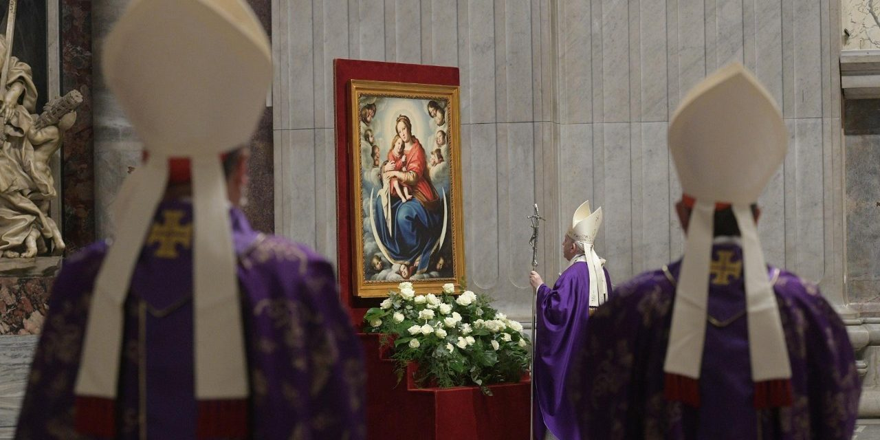 Pope Francis: 'Advent is the season for remembering the closeness of God'