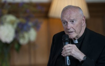 McCarrick Report: Vatican details McCarrick's career and decades of sexual misconduct