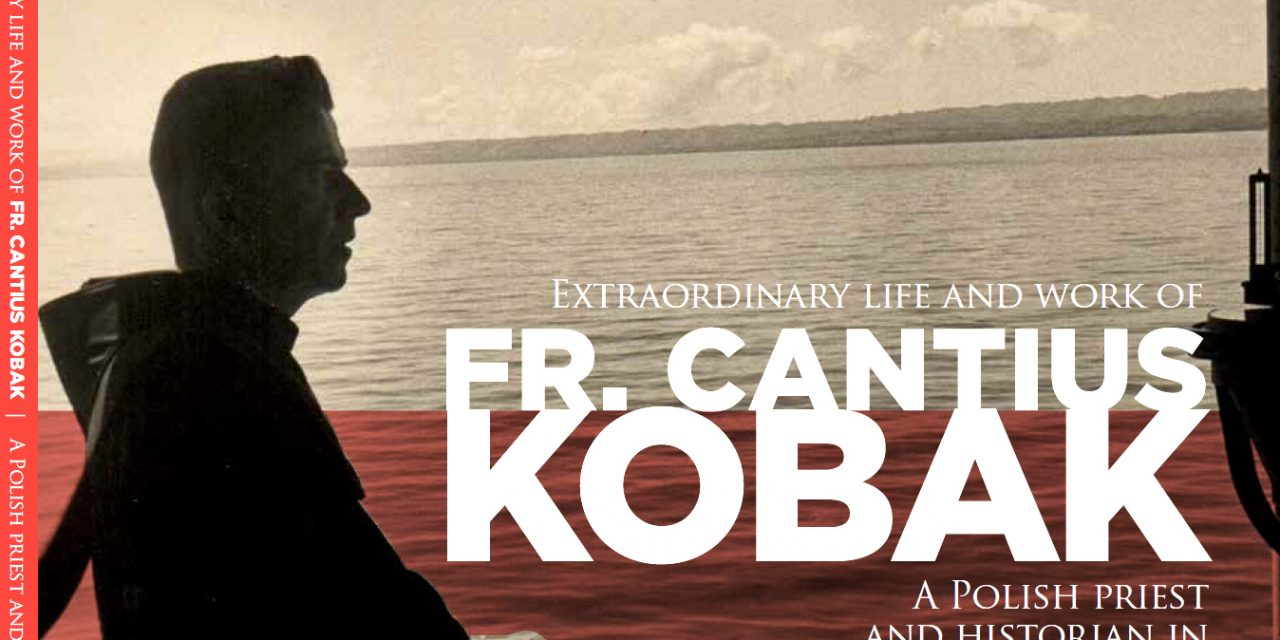 Book on Polish priest's 'extraordinary life and work' in PH released