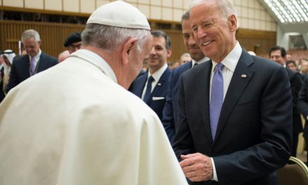Pope Francis congratulates Biden on election victory in phone call