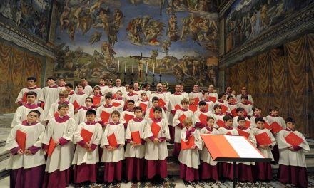 Pope Francis appoints new Sistine Chapel Choir director