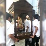 Stolen centuries-old Sto. Niño image returns home