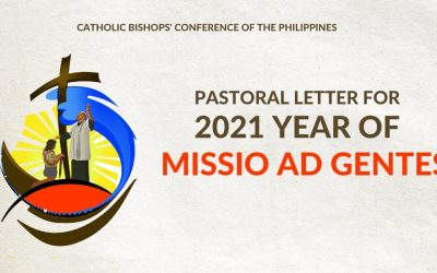 CBCP Pastoral Letter for the 2021 Year of Missio Ad Gentes