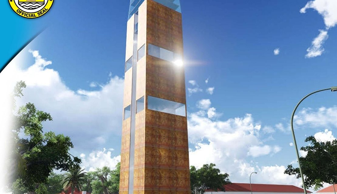 Construction of Masonic obelisk in front  of Dumaguete cathedral faces criticisms