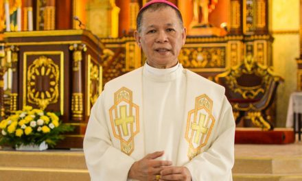 Cardinal Advincula's 'red hat' ceremony postponed to June 8