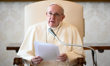 Pope Francis calls for 'culture of care' in 2021 World Peace Day message