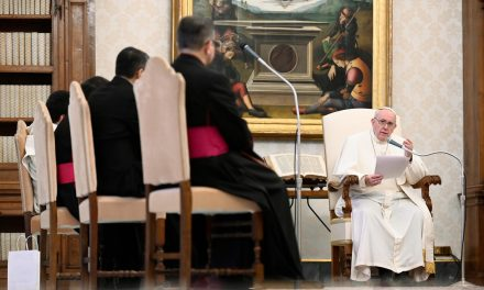 Pope Francis: Disabled people must have access to the sacraments, Catholic parish life