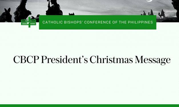 A Christmas Message