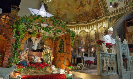 Papal nuncio: Christmas is a call for humility