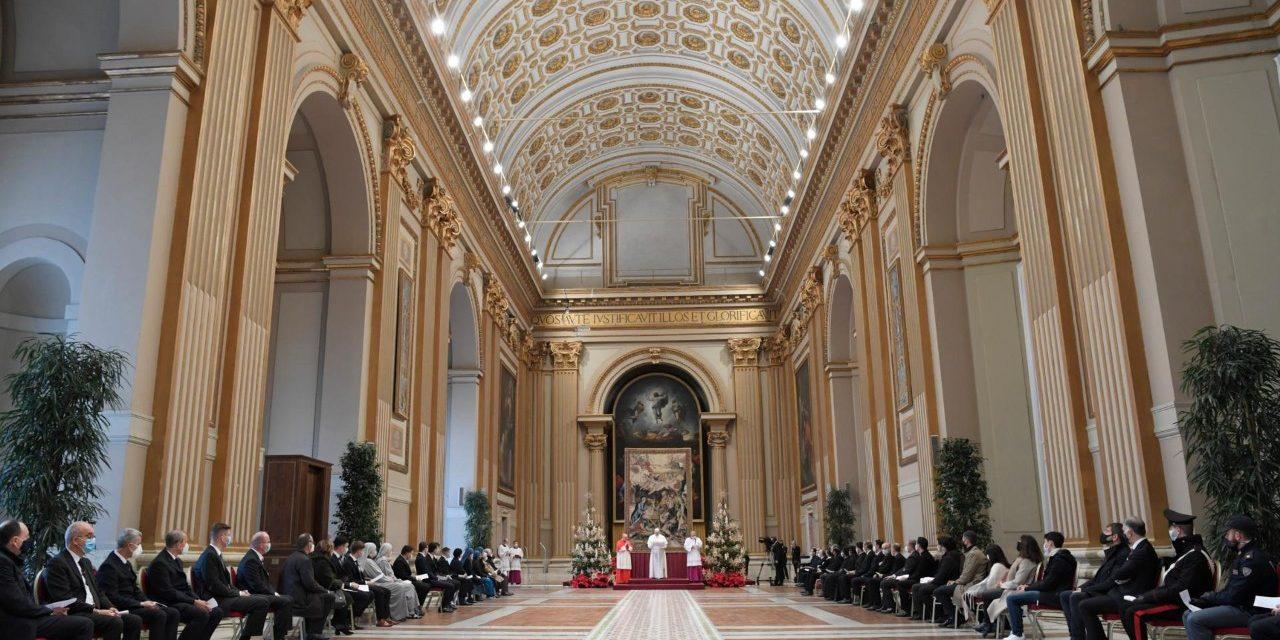 Pope Francis' Urbi et Orbi Christmas message