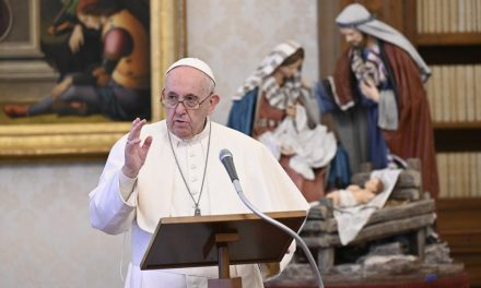 Pope Francis: Be a witness to Christ in your ordinary life