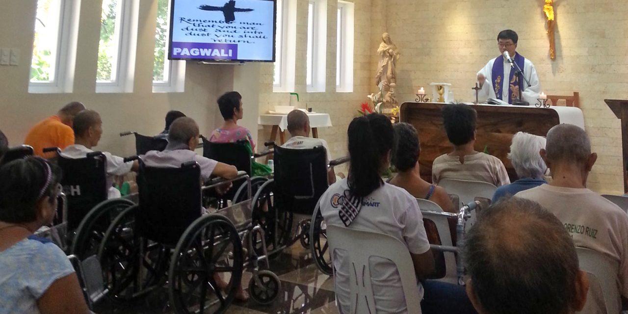 Don't discard the elderly, says bishop