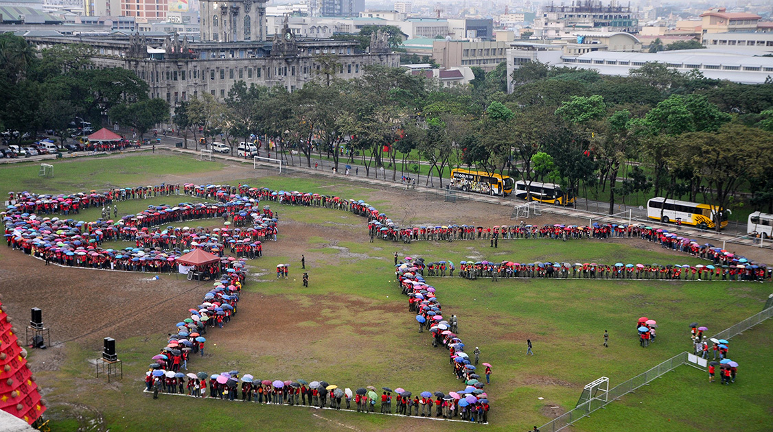 On World AIDS Day, Church official urges united feat against disease