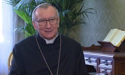 Cardinal Parolin returns to Vatican following surgery