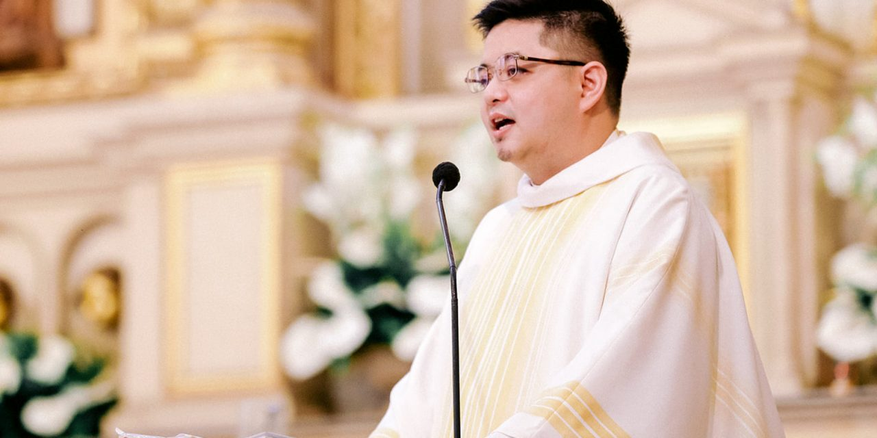 Manila priest named new CBCP assistant secretary general