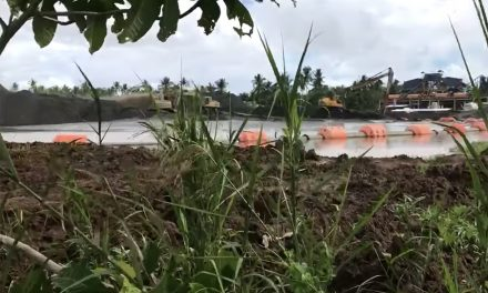 Priest appeals to stop black sand mining in Leyte town