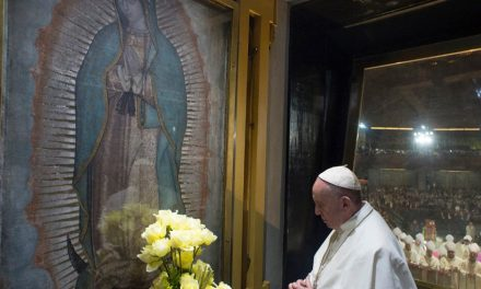Pope Francis grants plenary indulgence to Catholics marking Guadalupe feast at home