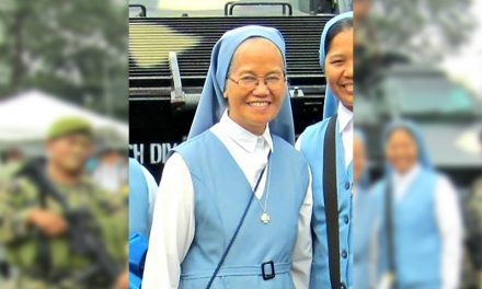 Nun praying rosary in iconic 1986 EDSA revolt photo dies at 63