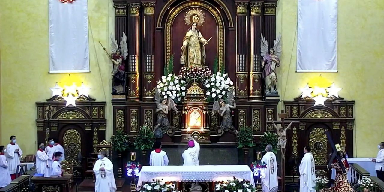 Our Lady of Mercy declared 'Mother of Novaliches'