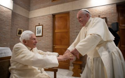 Benedict XVI to receive coronavirus vaccine