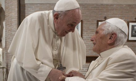 Pope Francis, Benedict XVI receive first dose of COVID-19 vaccine