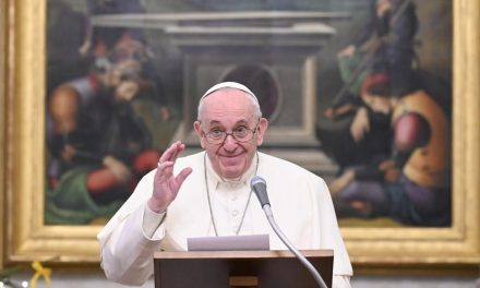 Pope Francis calls for a commitment to 'take care of each other' in 2021