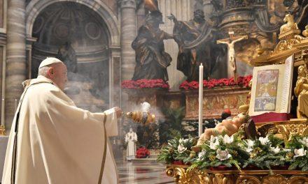 Pope Francis at Epiphany Mass: 'If we do not worship God, we will worship idols'