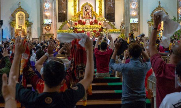 Black Nazarene feast draws nearly 300k devotees— Quiapo Church