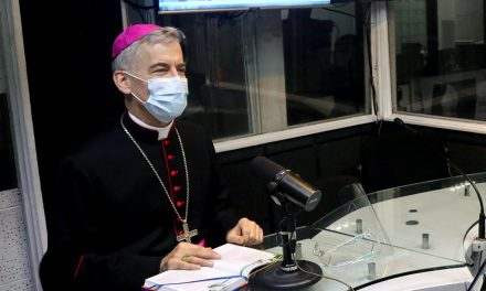 Papal nuncio reminds clergy: Service, not self-interest