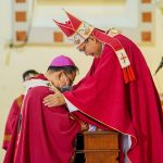 Archbishop Baccay of Tuguegarao receives sacred pallium