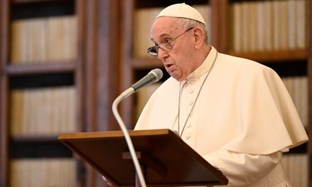 Pope Francis: The greatest joy for every believer is to respond to God's call