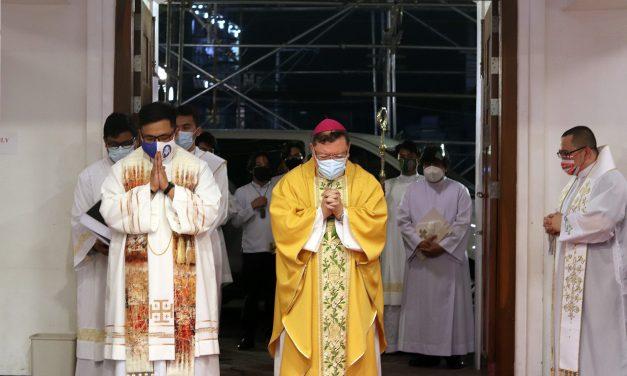 Be 'HOT' like St. Joseph, bishop tells faithful