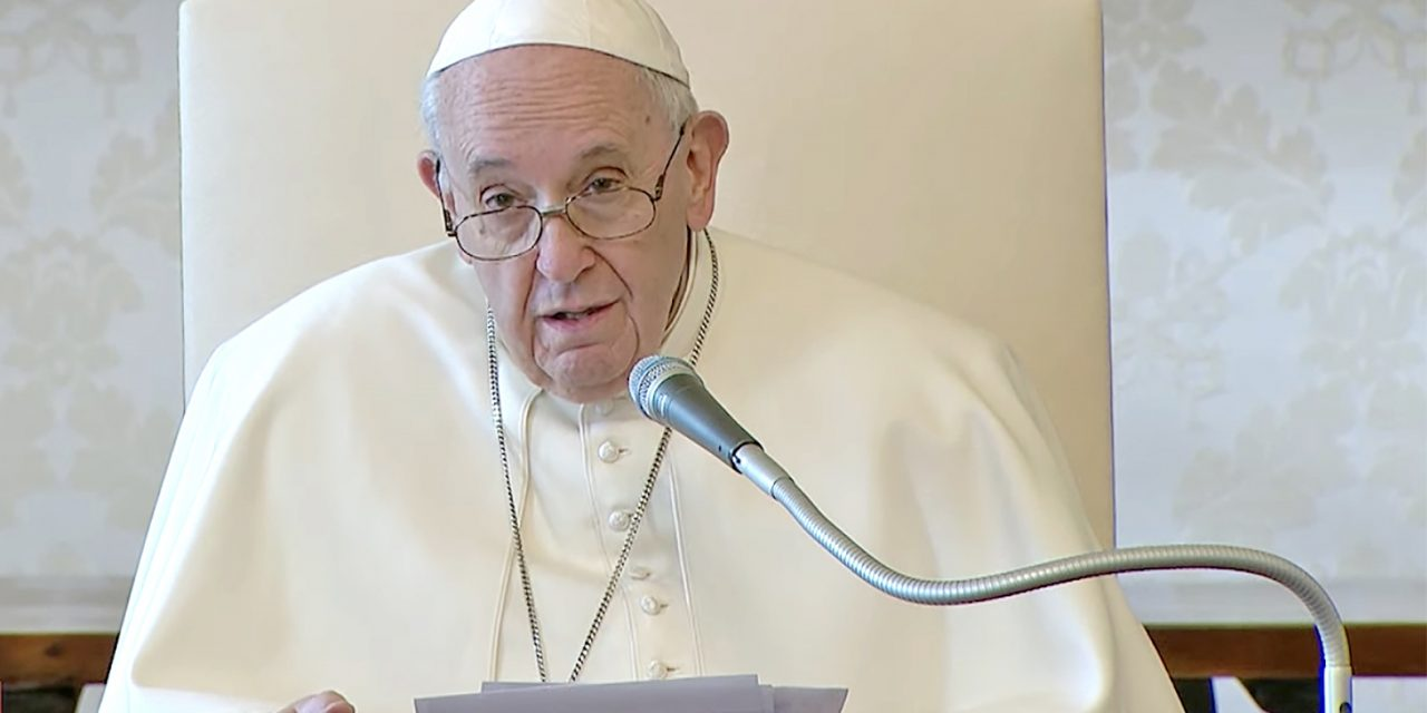 Pope Francis: Ask God for unity to 'overcome scandal of division' among Christians