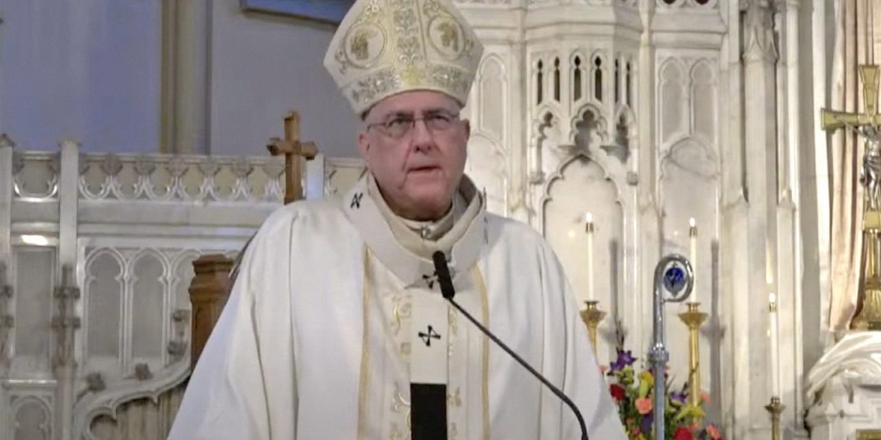 US bishops urge Biden to reject abortion rights after 'deeply disturbing' statement